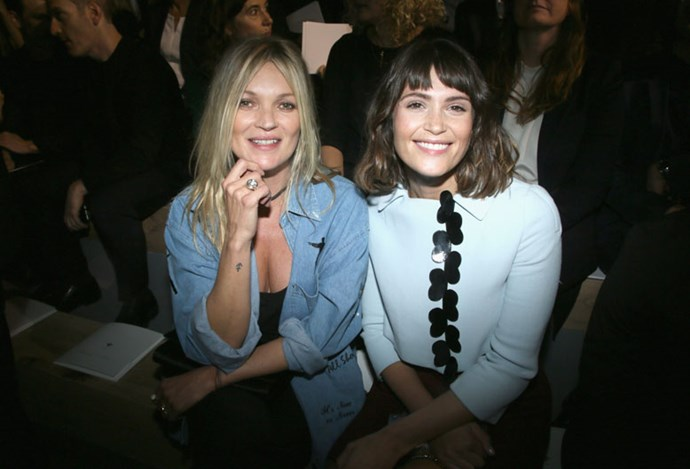 Is this the most stylish front row ever? Quite possibly. From Kate Moss, Rihanna and Jennifer Lawrence, to Natalie Portman and Karlie Kloss, Dior know how to attract the A-list. Here, every chic front row moment from this Paris fashion week extravaganza.