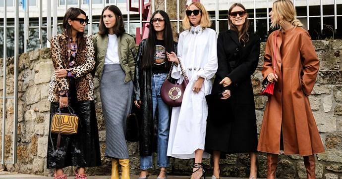 paris fashion week street style day four