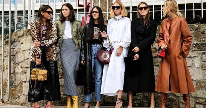 As Paris fashion week welcomes day four, there were It-girl packs galore. Here, the best moments as celebrities and bloggers alike got ready for Dior.