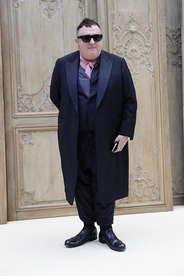 Alber Elbaz at Valentino