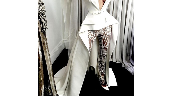 "14. J'Aton Couture — <a href=""https://www.instagram.com/jatoncouture/"">@jatoncouture</a> <br><br> Followers: 391k"