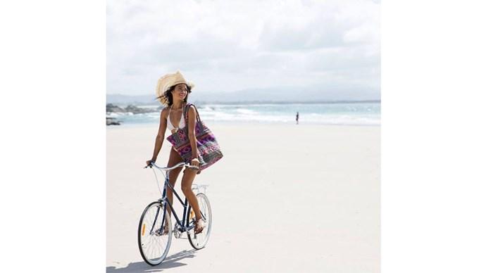 """12. Seafolly — <a href=""""https://www.instagram.com/seafollyaustralia/"""">@seafollyaustralia</a> <br><br> Followers: 452k"""
