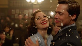 allied movie trailer brad pitt marion cotillard