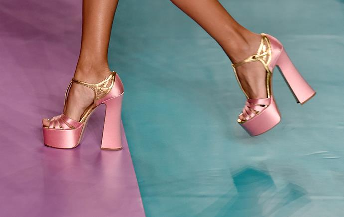 <strong>1. The party shoe to end all party shoes</strong>