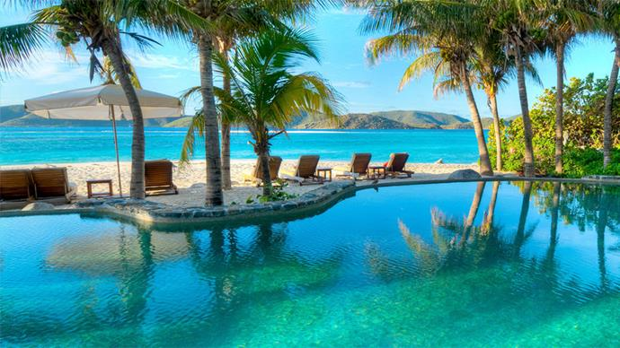 "<a href=""http://www.virginlimitededition.com/en/necker-island"">Necker Island</a> <br><br> Where: British Virgin Islands. <br><br> What: One of the world's most exclusive island retreats. <br><br> Why: Owned by Sir Richard Branson, Necker Island is the ultimate private getaway."