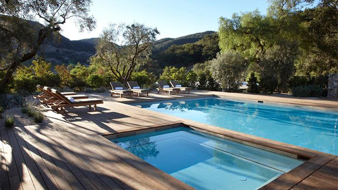 "<a href=""http://www.theranchmalibu.com/"">The Ranch at Live Oak</a> <br><br> Where: Malibu, USA. <br><br> What: A spa boot camp in California. <br><br> Why: A celebrity favourite, The Ranch offers an acclaimed wellness, weight loss and nutritional program and bootcamp."