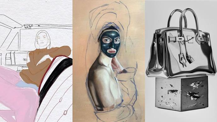 These 11 artists are using Instagram to make a name for themselves. Here, who they are and why you should follow (and possibly invest!) in their work.