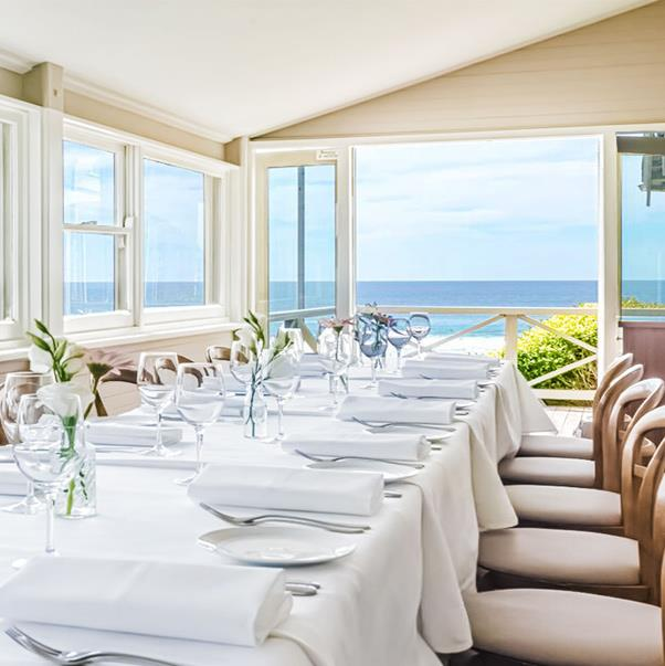 """<strong><a href=""""http://www.pilu.com.au/"""">Pilu</a></a></strong> <br><br> <strong>Location:</strong> Freshwater <br><br> It doesn't get much crisper than Pilu, with its Sardinian dishes and never ending view making this the perfect weekend lunch spot. <br><br> <a href=""""https://www.instagram.com/pilurestaurant/"""">@pilurestaurant</a>"""