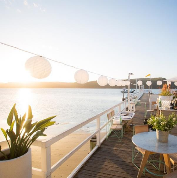 """<strong><a href=""""http://www.theboathousepb.com.au/#home"""">The Boathouse</a></a></strong> <br><br> <strong>Location:</strong> Palm Beach <br><br> If you're in need of a waterside feast, look no further than The Boathouse. The food is all drawn from local produce, which you can eat sitting literally on the water. We'd recommend a walk down the pier once you're done, too. <br><br> <a href=""""https://www.instagram.com/theboathousegroup_/"""">@theboathousegroup_</a>"""