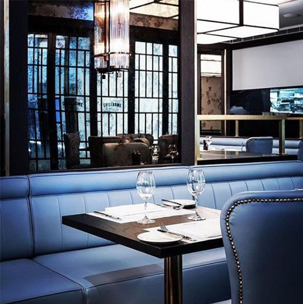 """<strong><a href=""""http://bistroguillaumesydney.com.au/"""">Bistro Guillaume</a></a></strong> <br><br> <strong>Location:</strong> CBD <br><br> Another French bistro that must be on your list, Guillaume makes your dining experience just that extra bit chic with plush seating and a dramatically elegant interior. <br><br> <a href=""""https://www.instagram.com/bistroguillaumesydney/"""">@bistroguillaumesydney</a>"""