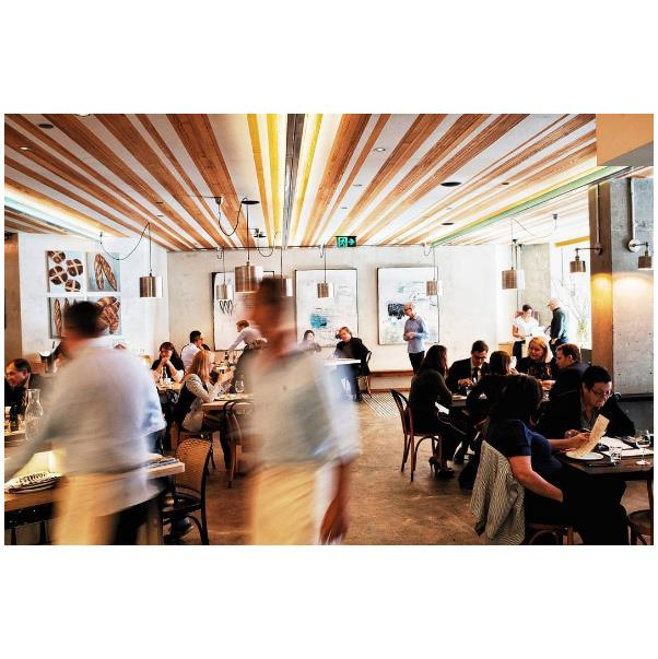 """<strong><a href=""""http://www.theboathousepb.com.au/#home"""">No.1 Bent Street</a></a></strong> <br><br> <strong>Location:</strong> CBD <br><br> Perfect for an after work feast, this restaurant carries its modern, raw interior design through to its menu, too. Our tip? Devour the wine list, because it's almost endless. <br><br> <a href=""""https://www.instagram.com/theboathousegroup_/"""">@theboathousegroup_</a>"""