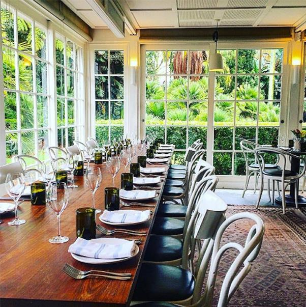 """<strong><a href=""""http://www.chiswickrestaurant.com.au/"""">Chiswick</a></a></strong> <br><br> <strong>Location:</strong> Woollahra <br><br> Perfect for a long lunch, Chiswick's lush green outlook will make you feel like you're in the mountains rather than the CBD. Our tip? Have a cheat day and always go for the dessert at this restaurant. <br><br> <a href=""""https://www.instagram.com/chiswicksydney/"""">@chiswicksydney</a>"""