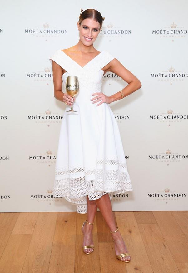 Erin Holland, Moët & Chandon Spring Champion Stakes Day