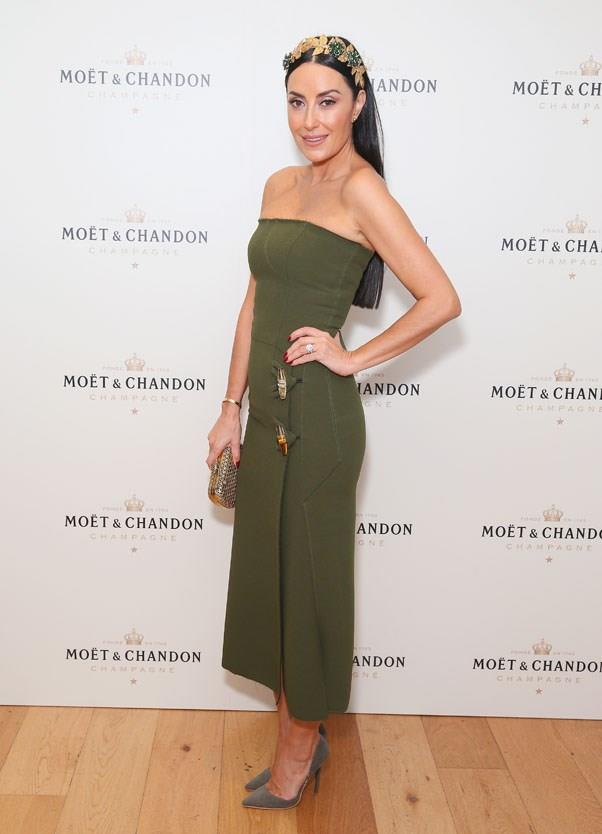 Terri Biviano, Moët & Chandon Spring Champion Stakes Day