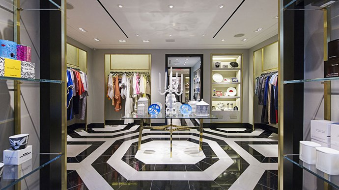 <strong>Fivestory</strong> <br><br> Housed in a two-and-a-half-story townhouse on the upper east side of Manhattan, Fivestory is the place to go for all the most of-the-moment fashion and accessories from It labels like Proenza Schouler, Off-White, Monse, Rosie Assoulin, and Maiyet. We promise, you will want to move in right away.