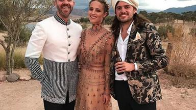 Inside Dianna Agron's Incredible Moroccan Wedding