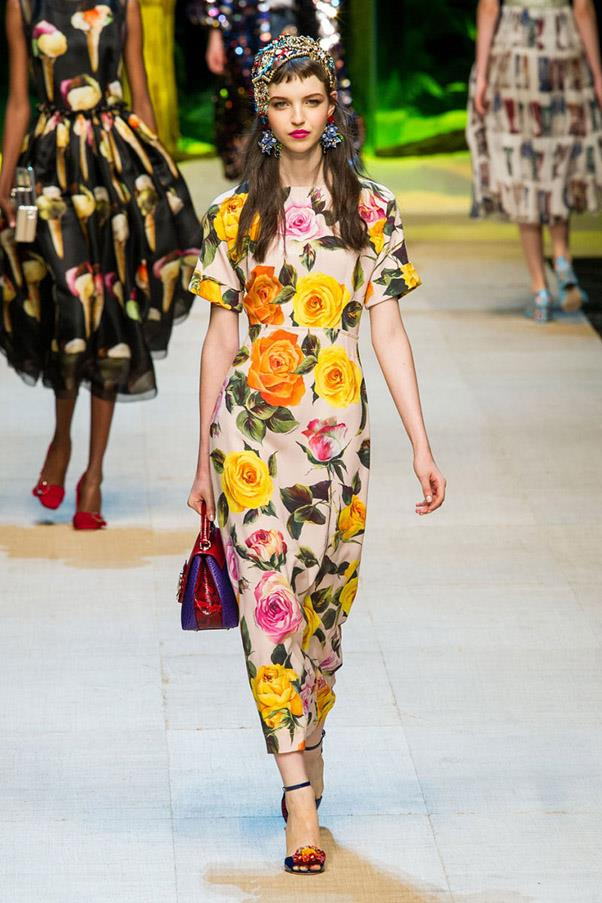 <strong>The Flower Show</strong> <br><br> Dolce & Gabbana