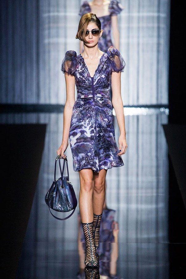 <strong>The Flower Show</strong> <br><br> Giorgio Armani