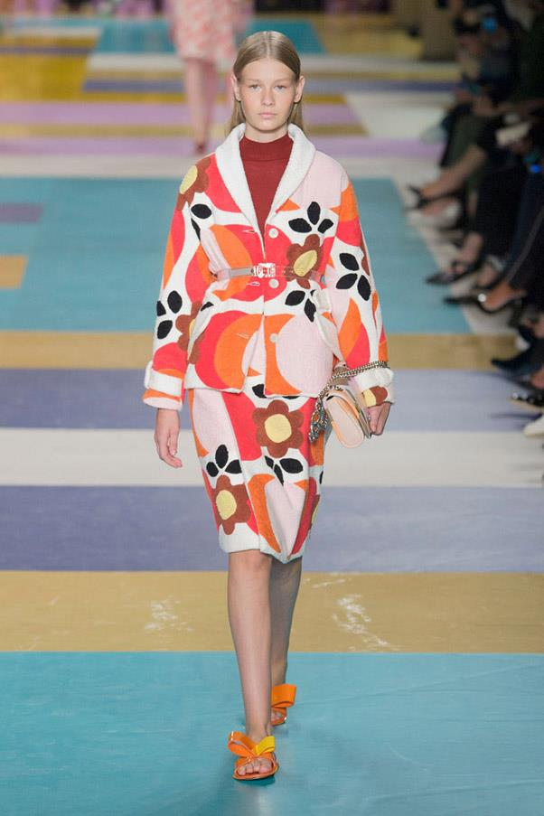 <strong>The Flower Show</strong> <br><br> Miu Miu