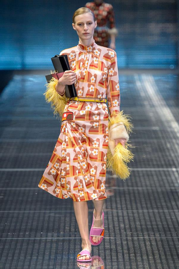 <strong>The Flower Show</strong> <br><br> Prada