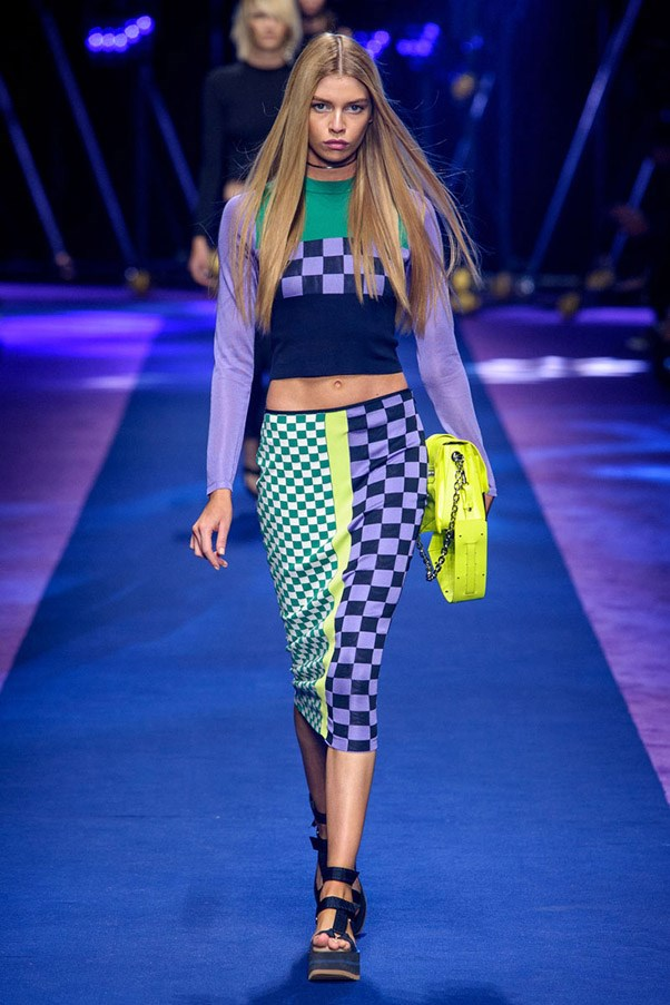 <strong>Moto Crossing</strong> <br><br> Versace