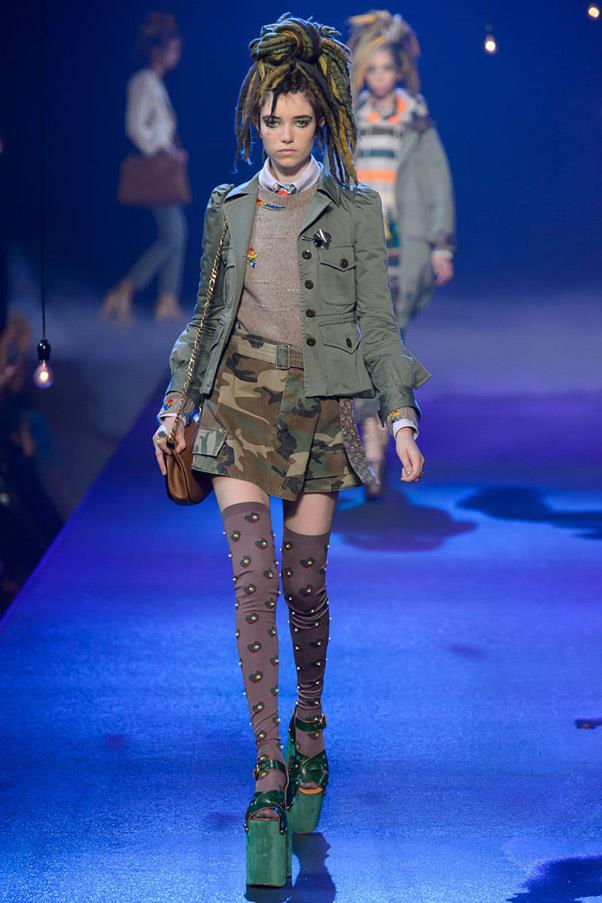 <strong>Fatigues Please</strong> <br><br> Marc Jacobs