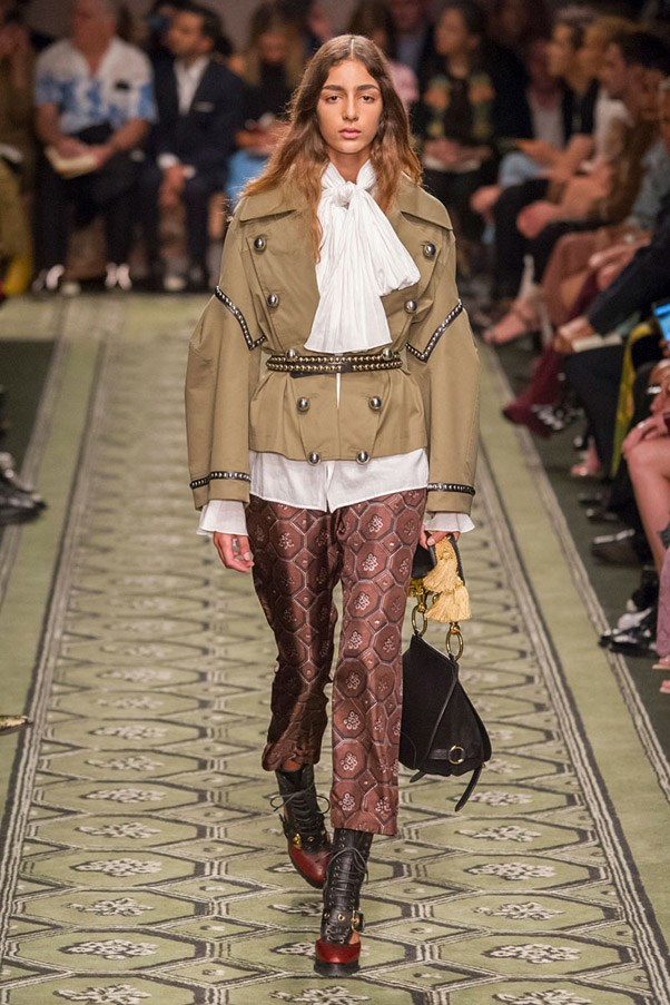 <strong>Fatigues Please</strong> <br><br> Burberry