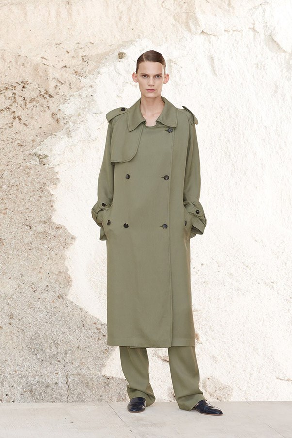 <strong>Fatigues Please</strong> <br><br> Gabriela Hearst