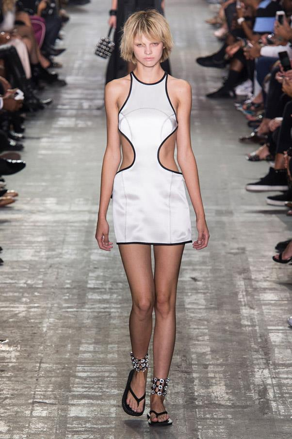 <strong>High Contrast Sports</strong> <br><br> Alexander Wang
