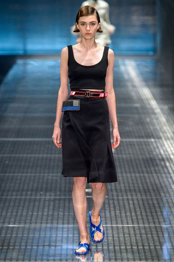 <strong>High Contrast Sports</strong> <br><br> Prada