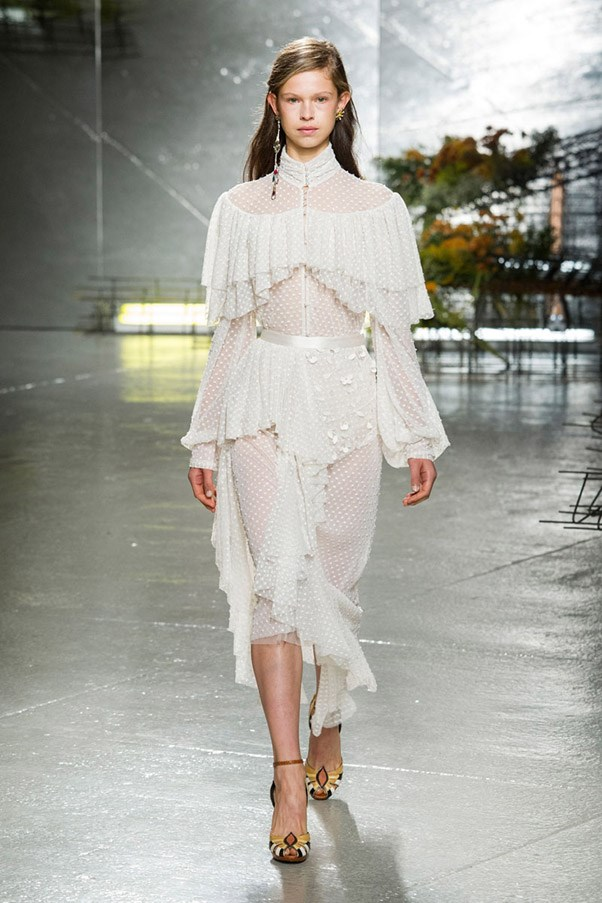 <strong>Bridal Party</strong> <br><br> Rodarte