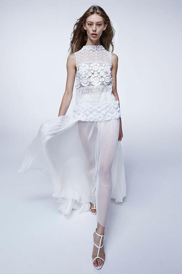<strong>Bridal Party</strong> <br><br> J Mendel