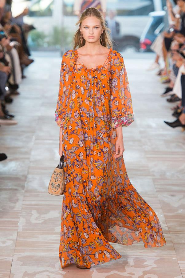 <strong>Wardrobe Wanderlust</strong> <br><br> Tory Burch