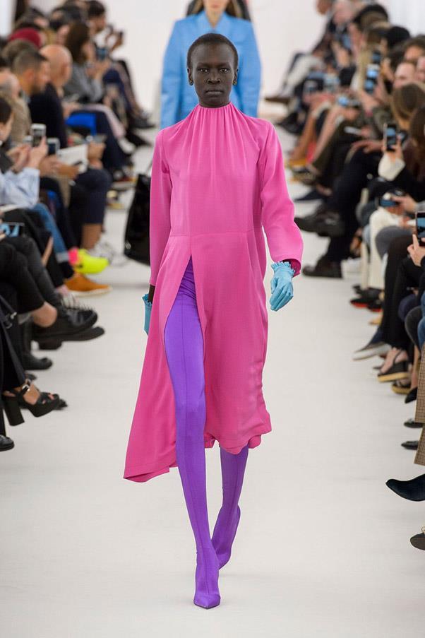 <strong>Rose Coloured Lens</strong> <br><br> Balenciaga