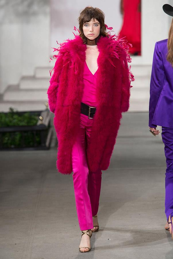 <strong>Rose Coloured Lens</strong> <br><br> Ralph Lauren
