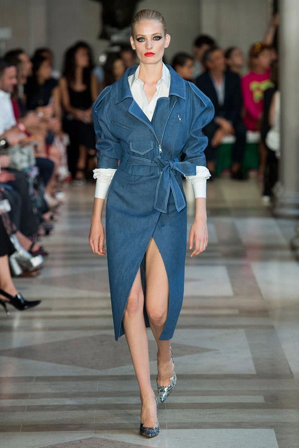 <strong>Blue Jean Queen</strong> <br><br> Carolina Herrera
