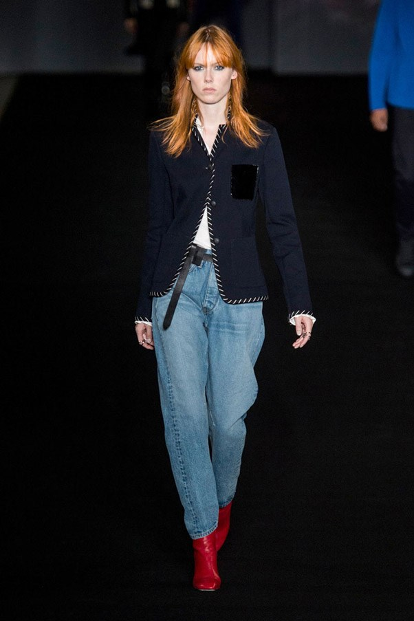 <strong>Blue Jean Queen</strong> <br><br> Rag & Bone