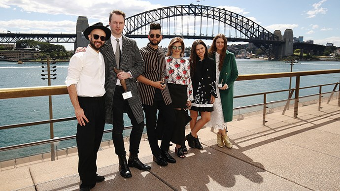 2016 Australian Fashion Laureate Awards Toni Maticevski