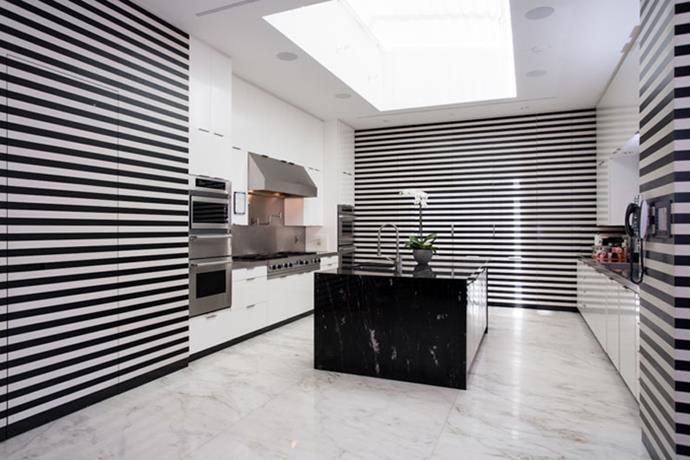 A Gwen inspired kitchen.
