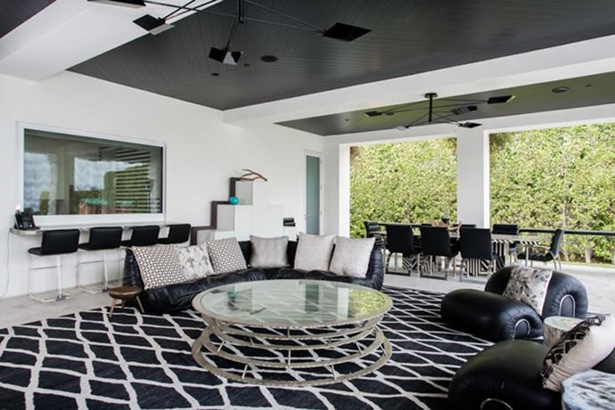 Modern, chic interiors.