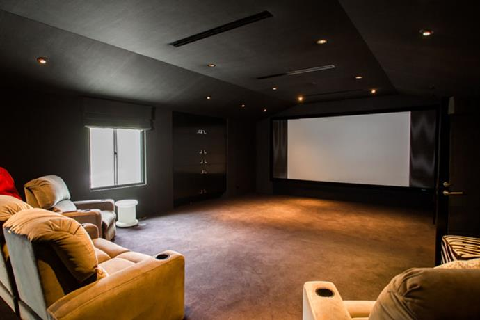 Of course, an at-home theatre.