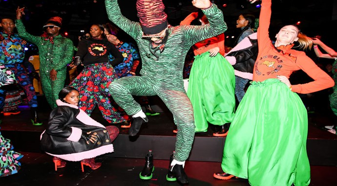 Proving that fashion <em>can</em> be fun - the Kenzo X H&M launch show and party was as colourful as it was cool. See every amazing moment, direct from NYC, here.