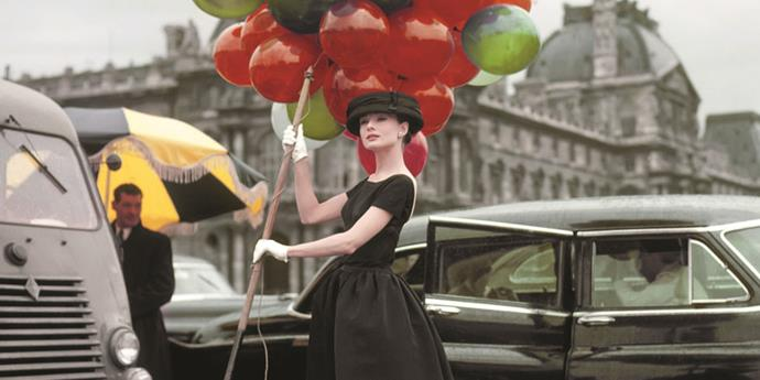 Click through for a look inside the pages of the new book, <em>Audrey: The 50s</em>.