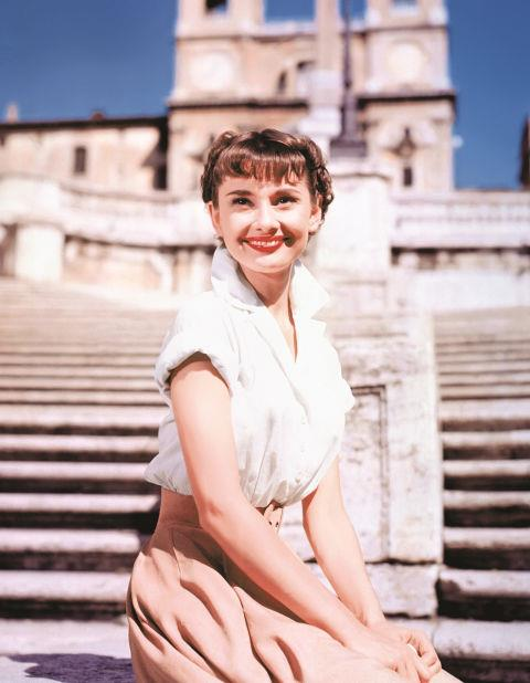 Roman Holiday, 1953. <br><br> COURTESY PHOTOFEST