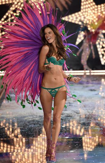 Name: Alessandra Ambrosio Age: 25 Nationality: Brazilian Number of Victoria's Secret shows walked: 15 Made an Angel in: 2004
