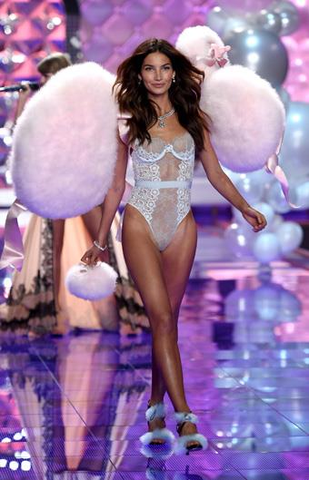 Name:Lily Aldridge Age: 30 Nationality: American Number of Victoria's Secret shows walked: 7 Made an Angel in: 2010