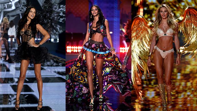 Click through to see all of the current Victoria's Secret Angels.