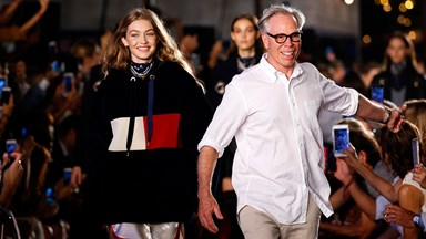 Gigi Hadid And Tommy Hilfiger's Collaboration Will Continue For Spring 2017