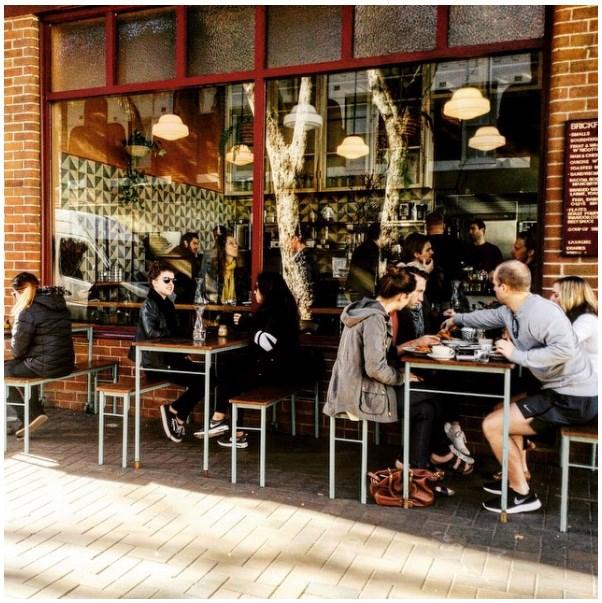 "<strong><a href=""https://www.brickfields.com.au/"">Brickfields</a></strong> <br><br> <strong>Location:</strong> Chippendale <br><br> If you want to feel as if you're in Brooklyn, head to Brickfields for a hearty breakfast. <br><br> <a href=""https://www.instagram.com/p/4acanIIGoL/   "">@brickfieldsbakery</a>"