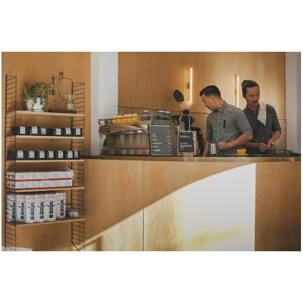 """<strong><a href=""""http://artificercoffee.com/"""">Artificer Coffee Bar & Roaster</a></strong> <br><br> <strong>Location:</strong> Surry Hills <br><br> Another one for the serious coffee-devotees, Artificer know how to make a good brew. Even better, the Scandi-inspired, minimalist wooden decor is the perfect morning welcome. <br><br> <a href=""""https://www.instagram.com/p/BGNTIHehhl-/     """">@artificercoffee</a>"""